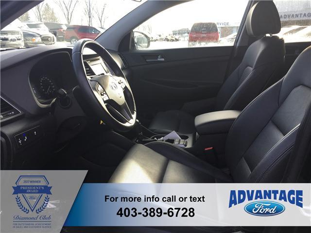 2017 Hyundai Tucson SE (Stk: 5342) in Calgary - Image 2 of 19