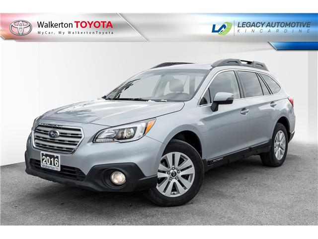2016 Subaru Outback 2.5i Touring Package (Stk: 18509A) in Walkerton - Image 1 of 24