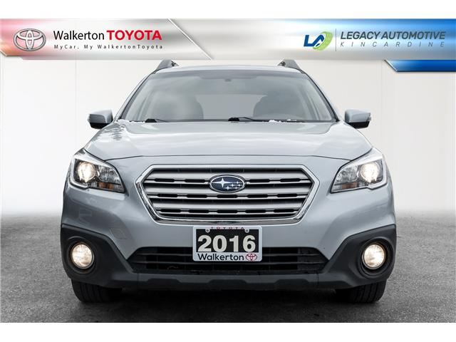 2016 Subaru Outback 2.5i Touring Package (Stk: 18509A) in Walkerton - Image 2 of 24
