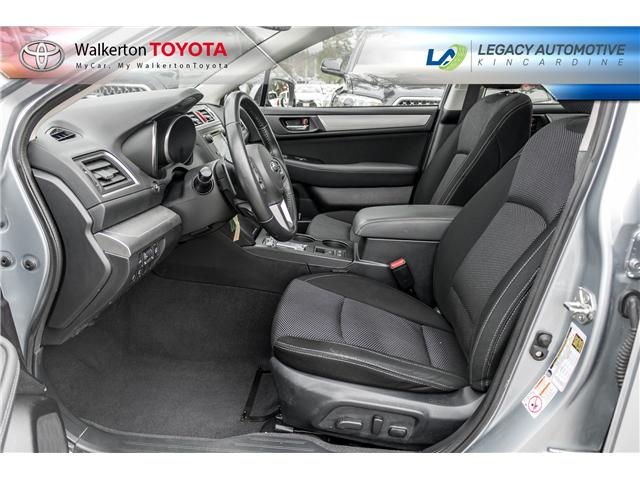 2016 Subaru Outback 2.5i Touring Package (Stk: 18509A) in Kincardine - Image 10 of 24
