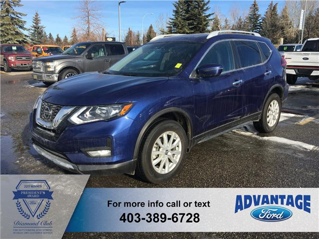 2018 Nissan Rogue SV (Stk: 5343) in Calgary - Image 1 of 18