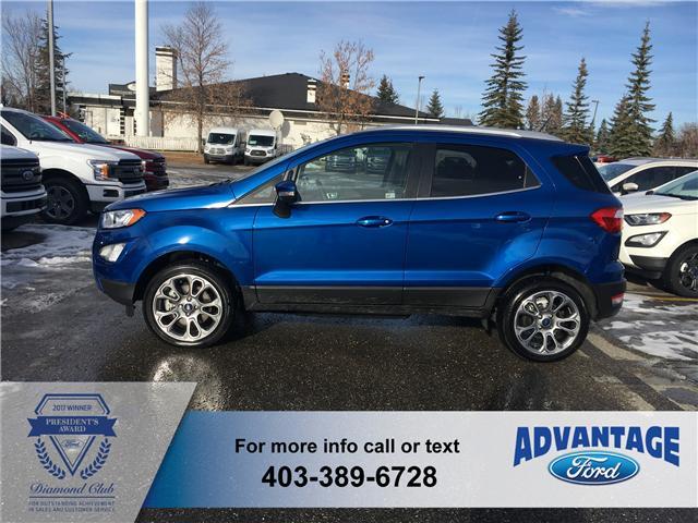 2018 Ford EcoSport Titanium (Stk: J-1460) in Calgary - Image 2 of 6