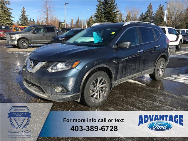 2016 Nissan Rogue  (Stk: J-1842A) in Calgary - Image 1 of 18