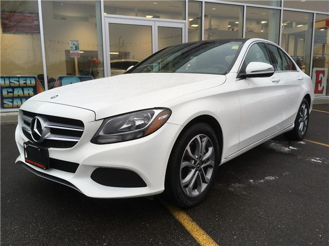 2017 Mercedes-Benz C-Class Base (Stk: P146) in Pembroke - Image 1 of 23