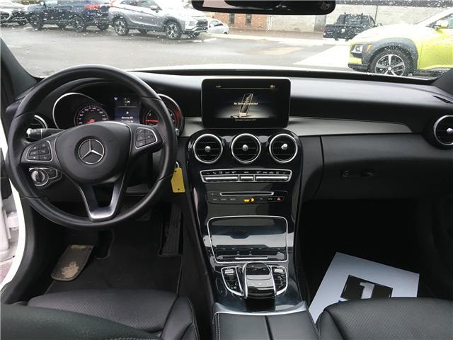 2017 Mercedes-Benz C-Class Base (Stk: P146) in Pembroke - Image 12 of 23