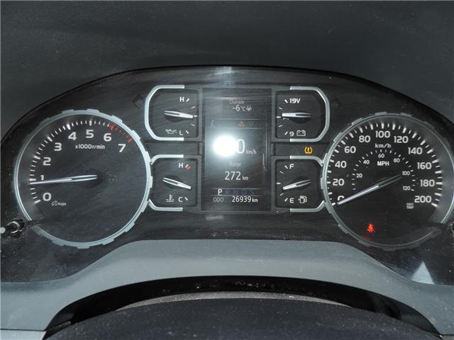 2018 Toyota Tundra SR5 Plus 5.7L V8 (Stk: 185661) in Brandon - Image 13 of 20