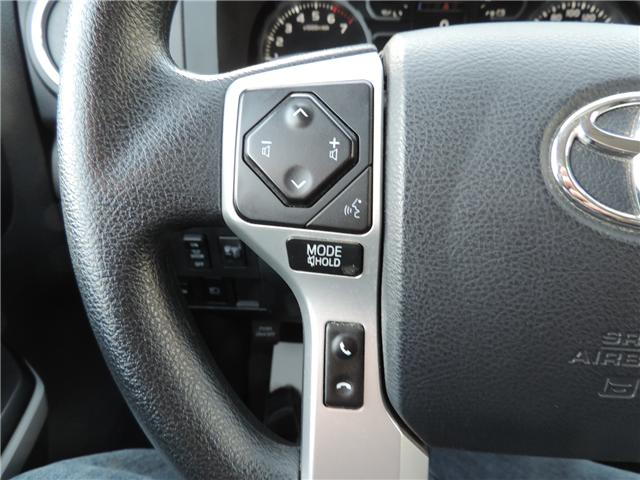 2018 Toyota Tundra SR5 Plus 5.7L V8 (Stk: 185661) in Brandon - Image 14 of 20