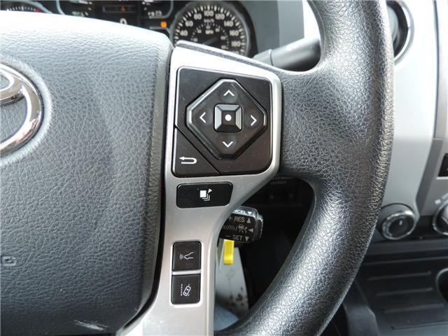 2018 Toyota Tundra SR5 Plus 5.7L V8 (Stk: 185661) in Brandon - Image 15 of 20