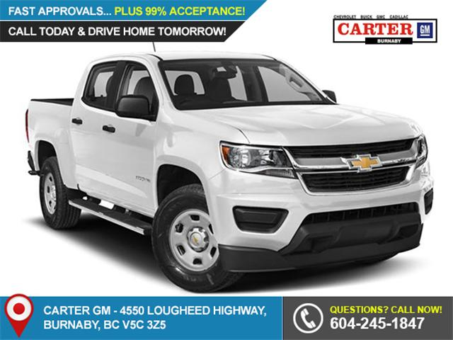 2019 Chevrolet Colorado WT (Stk: D9-9537T) in Burnaby - Image 1 of 1