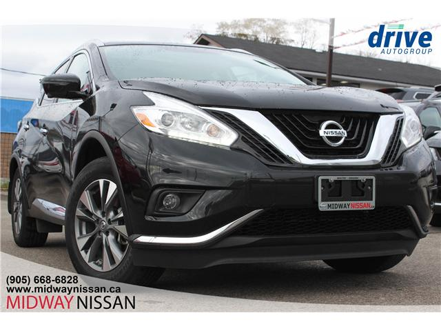 2017 Nissan Murano SL (Stk: JN189633A) in Whitby - Image 1 of 29