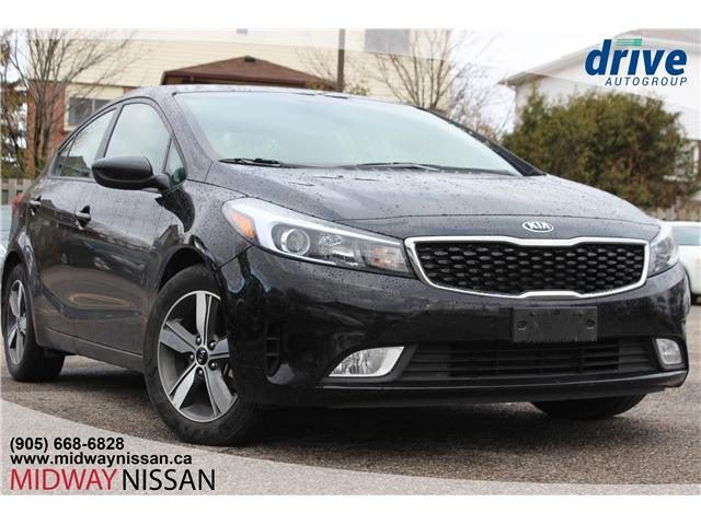 2018 Kia Forte  (Stk: U1517R) in Whitby - Image 1 of 23