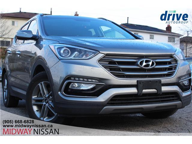 2018 Hyundai Santa Fe Sport 2.4 SE (Stk: U1518R) in Whitby - Image 1 of 30