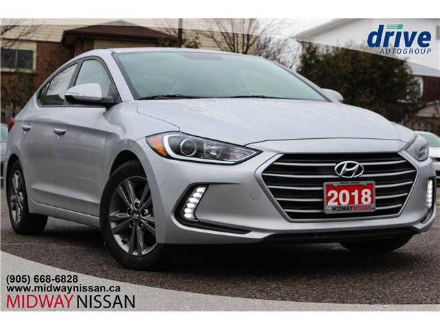 2018 Hyundai Elantra GLS (Stk: U1520R) in Whitby - Image 1 of 27