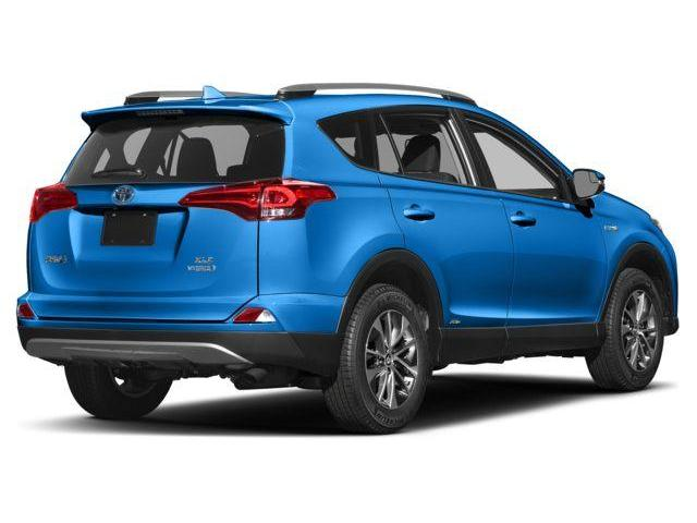 2018 Toyota RAV4 Hybrid LE+ (Stk: 184053) in Kitchener - Image 3 of 9