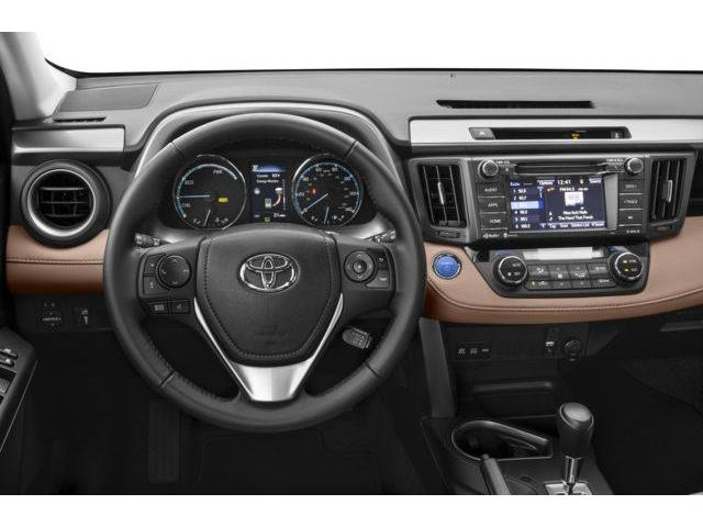 2018 Toyota RAV4 Hybrid LE+ (Stk: 184053) in Kitchener - Image 4 of 9