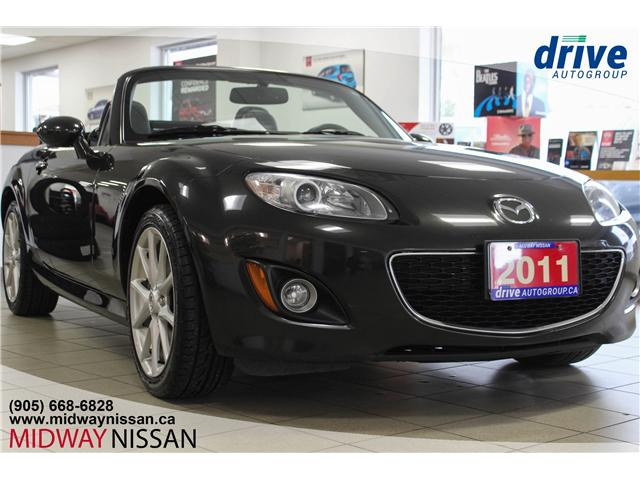 2011 Mazda MX-5  (Stk: U1521) in Whitby - Image 1 of 13