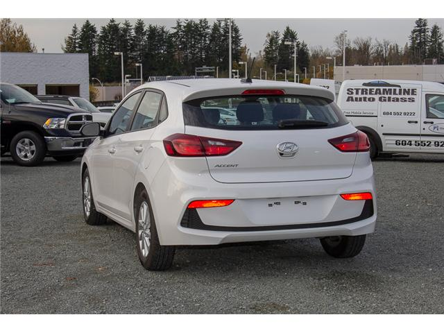 2018 Hyundai Accent GL (Stk: AH8744) in Abbotsford - Image 5 of 28