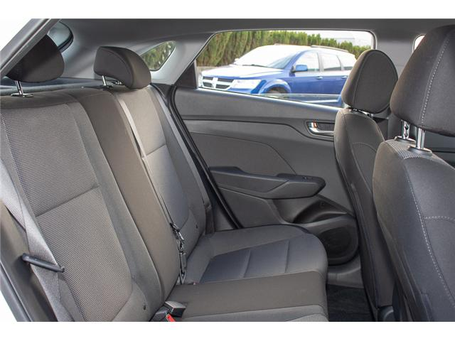 2018 Hyundai Accent GL (Stk: AH8744) in Abbotsford - Image 16 of 28