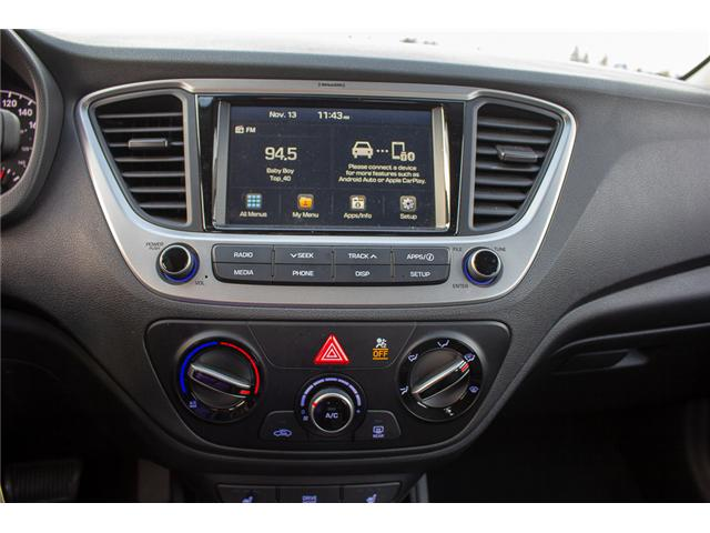 2018 Hyundai Accent GL (Stk: AH8744) in Abbotsford - Image 22 of 28
