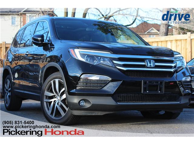 2017 Honda Pilot Touring (Stk: P4437) in Pickering - Image 1 of 30