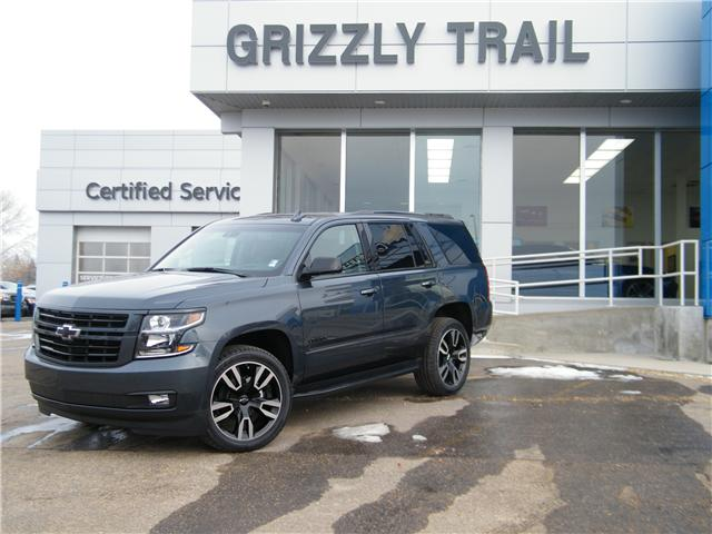 2019 Chevrolet Tahoe Premier (Stk: 56332) in Barrhead - Image 1 of 21