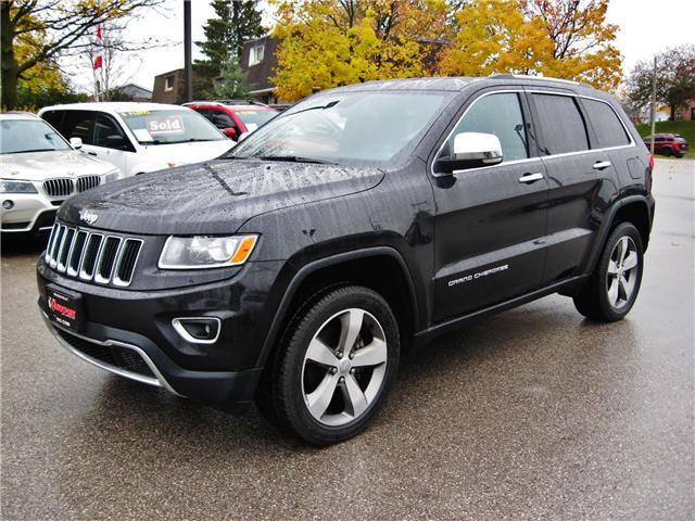 2015 Jeep Grand Cherokee Limited (Stk: 1434) in Orangeville - Image 2 of 21