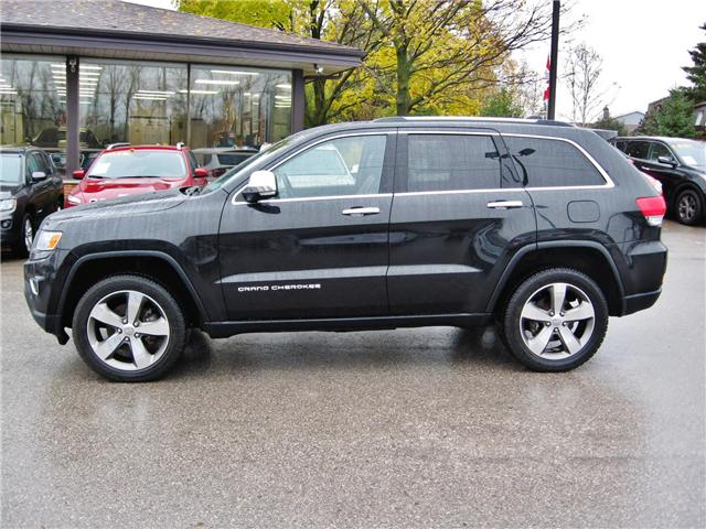 2015 Jeep Grand Cherokee Limited (Stk: 1434) in Orangeville - Image 3 of 21