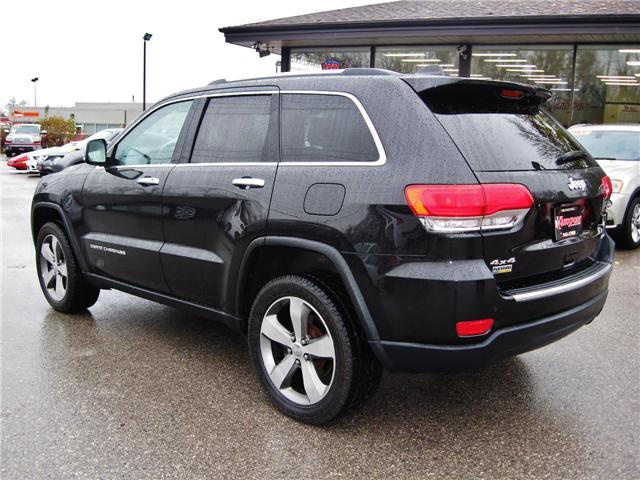 2015 Jeep Grand Cherokee Limited (Stk: 1434) in Orangeville - Image 4 of 21