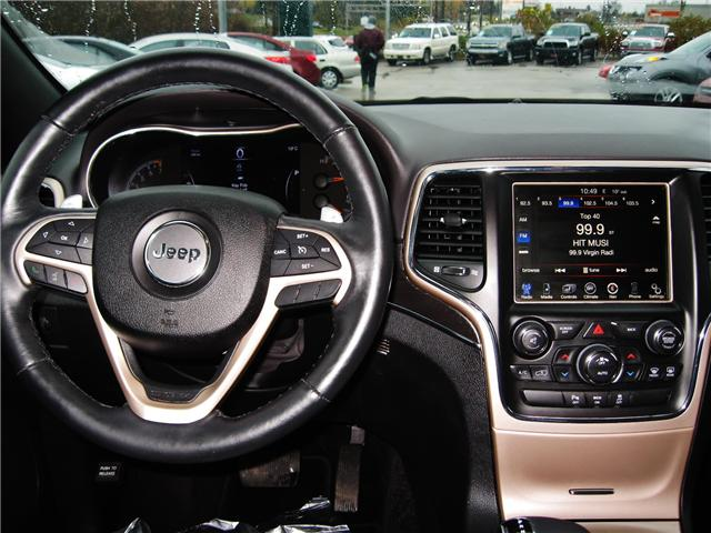 2015 Jeep Grand Cherokee Limited (Stk: 1434) in Orangeville - Image 15 of 21