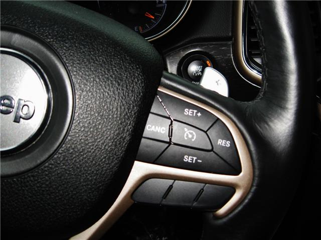 2015 Jeep Grand Cherokee Limited (Stk: 1434) in Orangeville - Image 16 of 21
