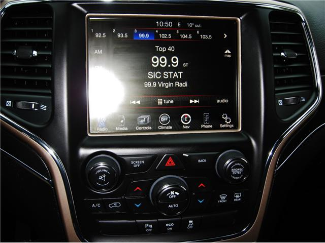 2015 Jeep Grand Cherokee Limited (Stk: 1434) in Orangeville - Image 17 of 21