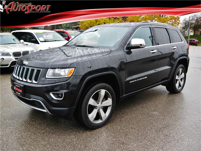 2015 Jeep Grand Cherokee Limited (Stk: 1434) in Orangeville - Image 1 of 21