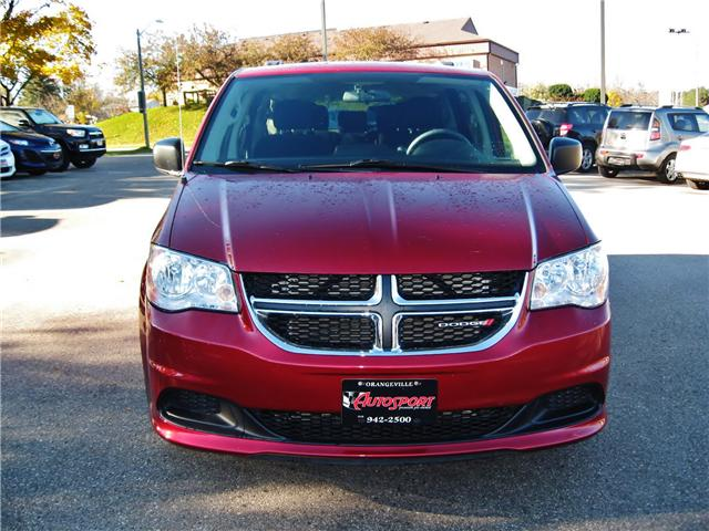2015 Dodge Grand Caravan SE/SXT (Stk: 1435) in Orangeville - Image 9 of 21