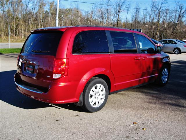 2015 Dodge Grand Caravan SE/SXT (Stk: 1435) in Orangeville - Image 6 of 21