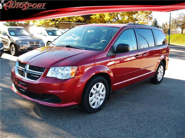 2015 Dodge Grand Caravan SE/SXT (Stk: 1435) in Orangeville - Image 1 of 21