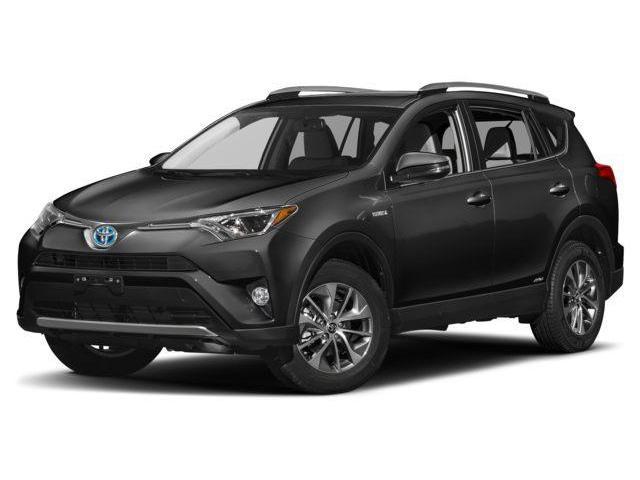 2018 Toyota RAV4 Hybrid LE+ (Stk: N34618) in Goderich - Image 1 of 9
