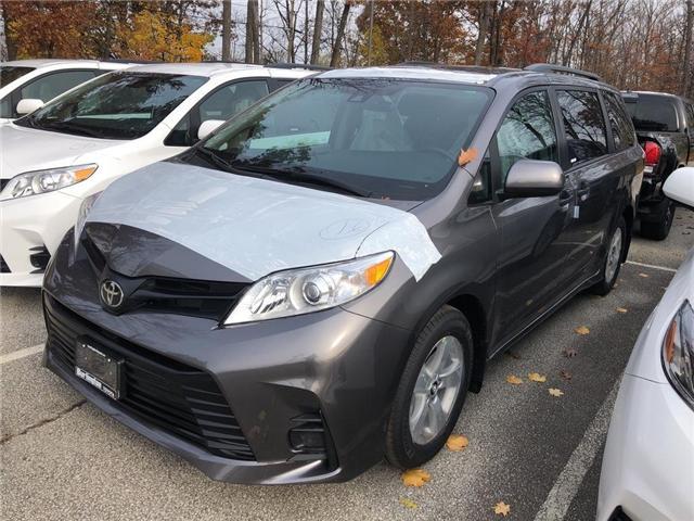 2019 Toyota Sienna 7-Passenger (Stk: 196018) in Burlington - Image 1 of 5