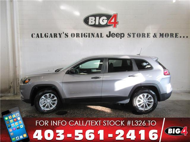 2019 Jeep Cherokee Sport (Stk: L326) in Calgary - Image 1 of 19