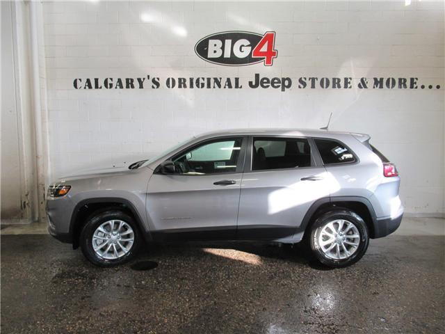 2019 Jeep Cherokee Sport (Stk: L326) in Calgary - Image 2 of 19