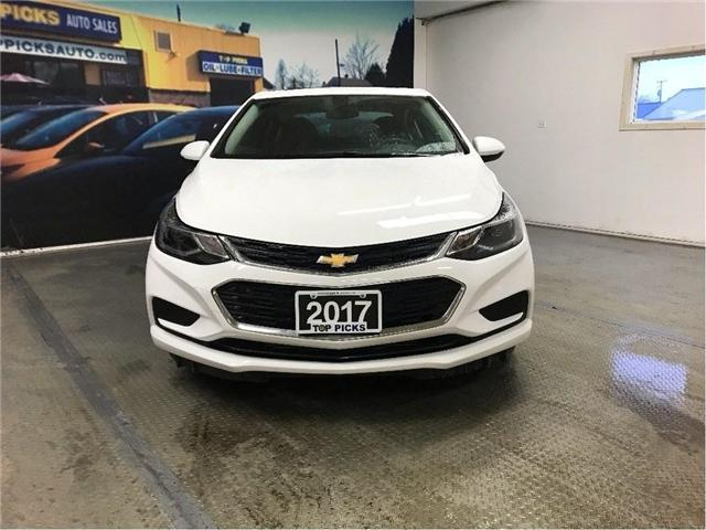 2017 Chevrolet Cruze LT Auto (Stk: 595850) in NORTH BAY - Image 2 of 30