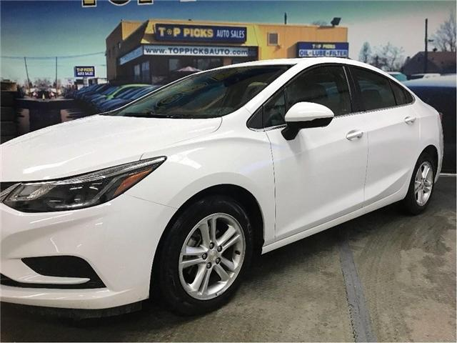 2017 Chevrolet Cruze LT Auto (Stk: 595850) in NORTH BAY - Image 3 of 30