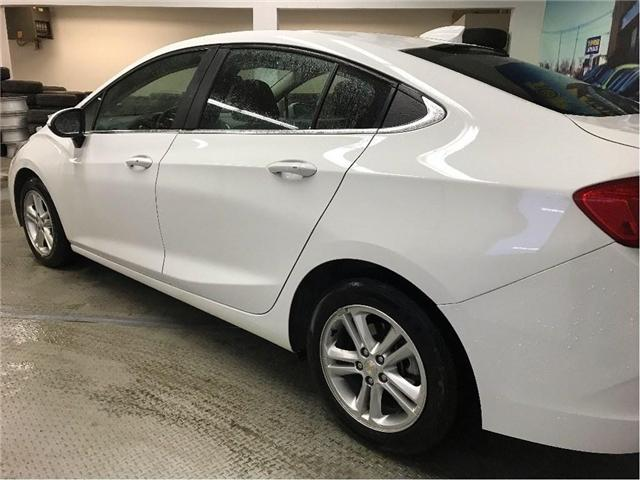 2017 Chevrolet Cruze LT Auto (Stk: 595850) in NORTH BAY - Image 4 of 30