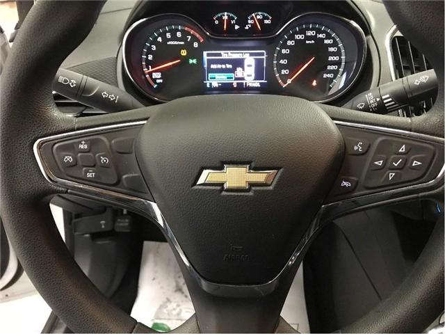 2017 Chevrolet Cruze LT Auto (Stk: 595850) in NORTH BAY - Image 10 of 30