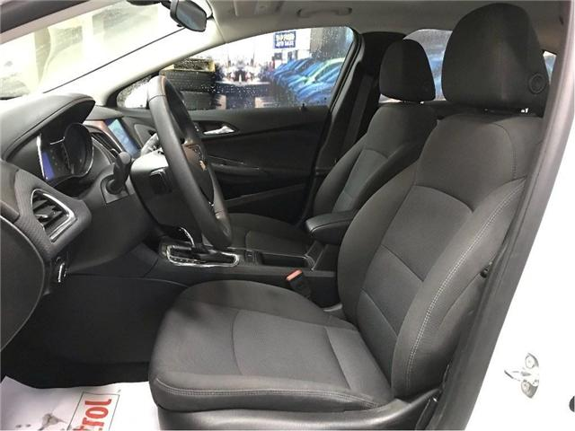 2017 Chevrolet Cruze LT Auto (Stk: 595850) in NORTH BAY - Image 13 of 30