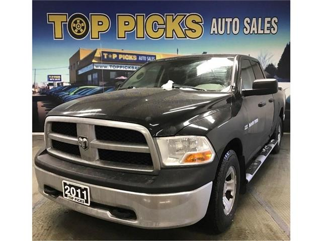 2011 Dodge Ram 1500 ST (Stk: 647996) in NORTH BAY - Image 1 of 28
