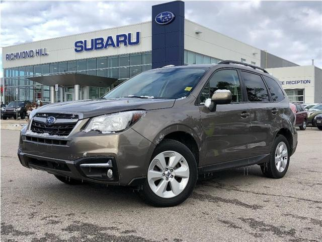 2017 Subaru Forester 2.5i Convenience (Stk: LP0196) in RICHMOND HILL - Image 1 of 23