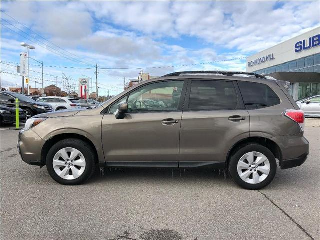 2017 Subaru Forester 2.5i Convenience (Stk: LP0196) in RICHMOND HILL - Image 2 of 23