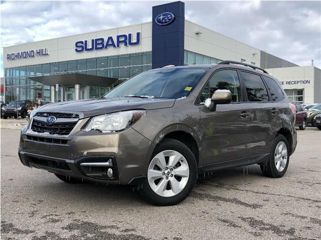 2017 Subaru Forester 2.5i Convenience (Stk: LP0196) in RICHMOND HILL - Image 9 of 23