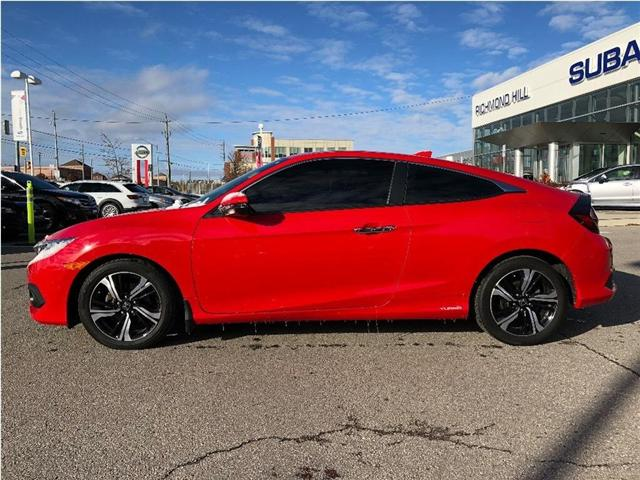 2016 Honda Civic Touring (Stk: T32235) in RICHMOND HILL - Image 2 of 21