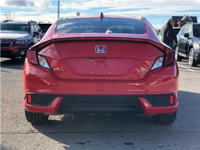 2016 Honda Civic Touring (Stk: T32235) in RICHMOND HILL - Image 4 of 21